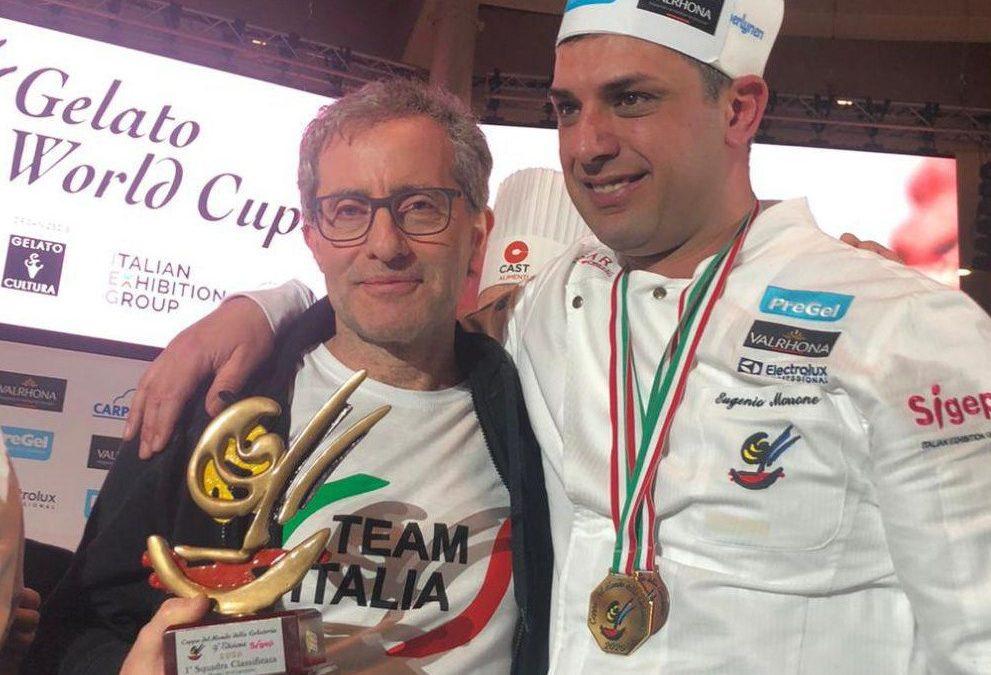 Italia Campione del Mondo con la Free-zing APP!