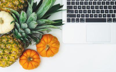 Lezioni online di tecnologie alimentari